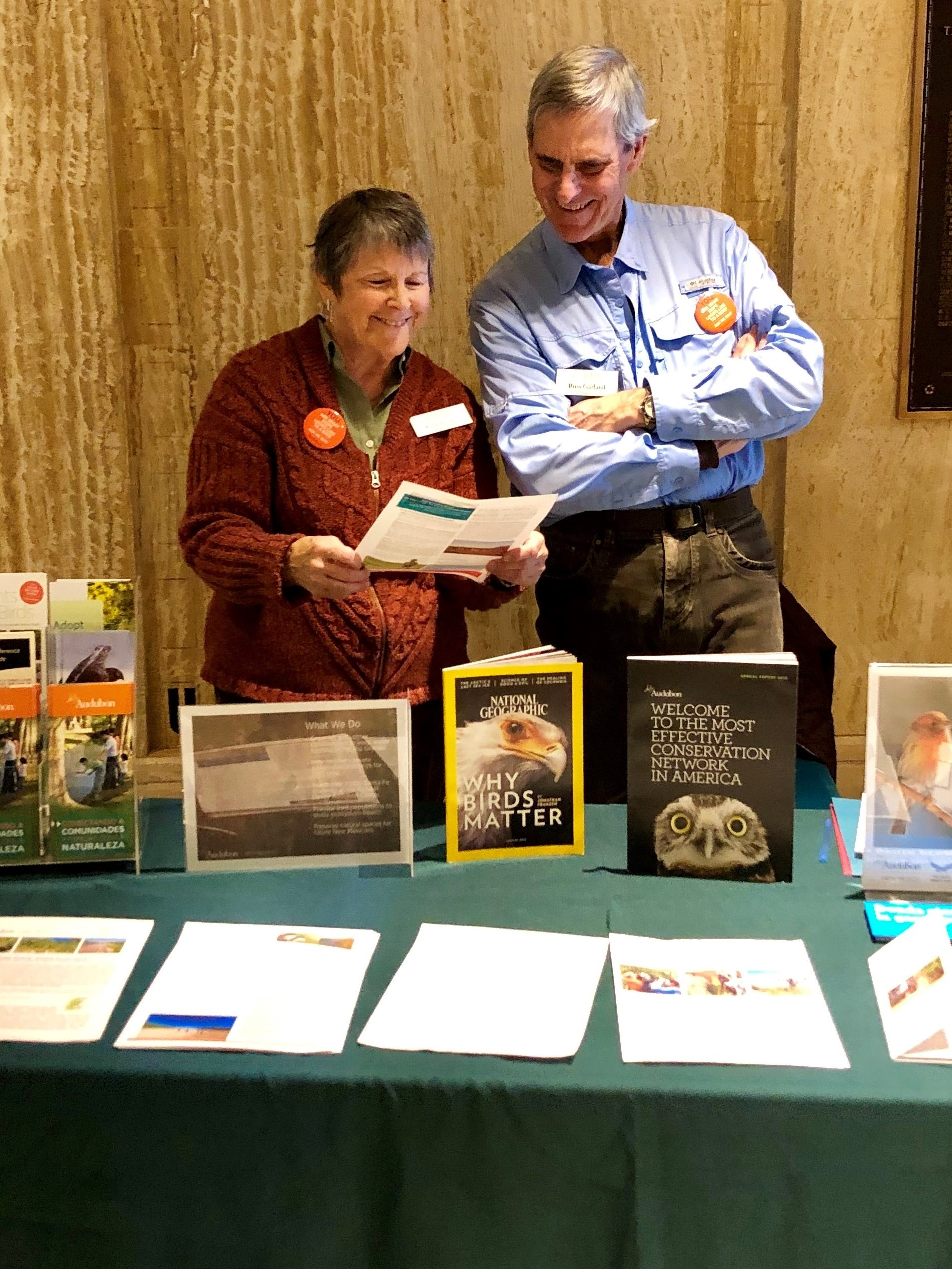 Lands, Water & Wildlife Day at NM state capitol