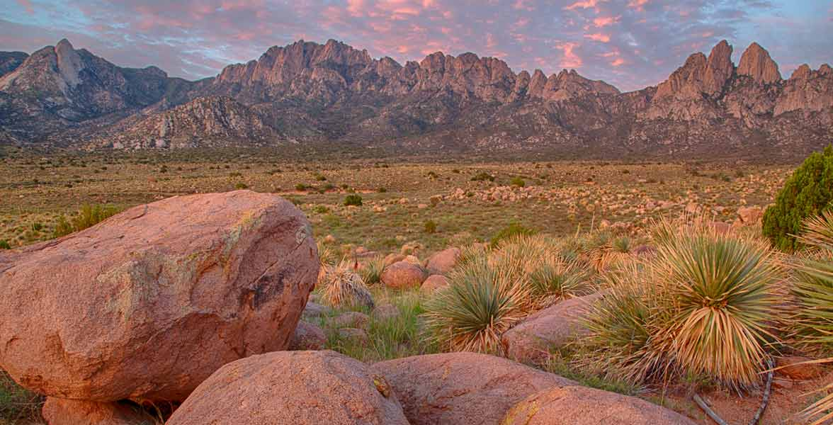 Organ Mountains. Photo: BLM New Mexico