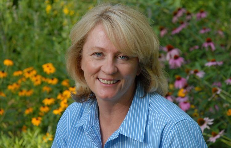 Catherine Zimmerman is a sustainable landscape designer.