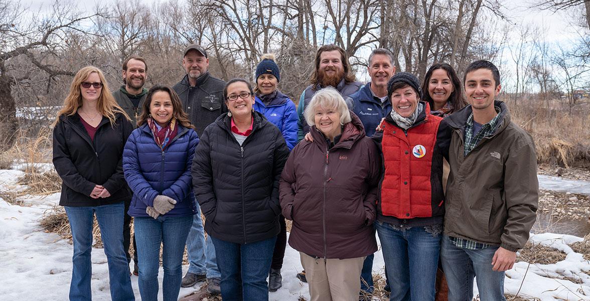 Audubon Rockies' staff.