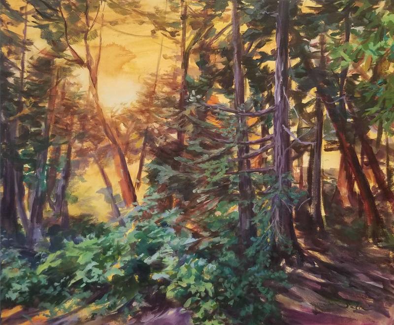 The Giving Tree by Hannah Salia