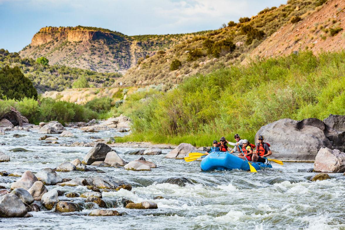 Far Flung Adventures on the Rio Grande