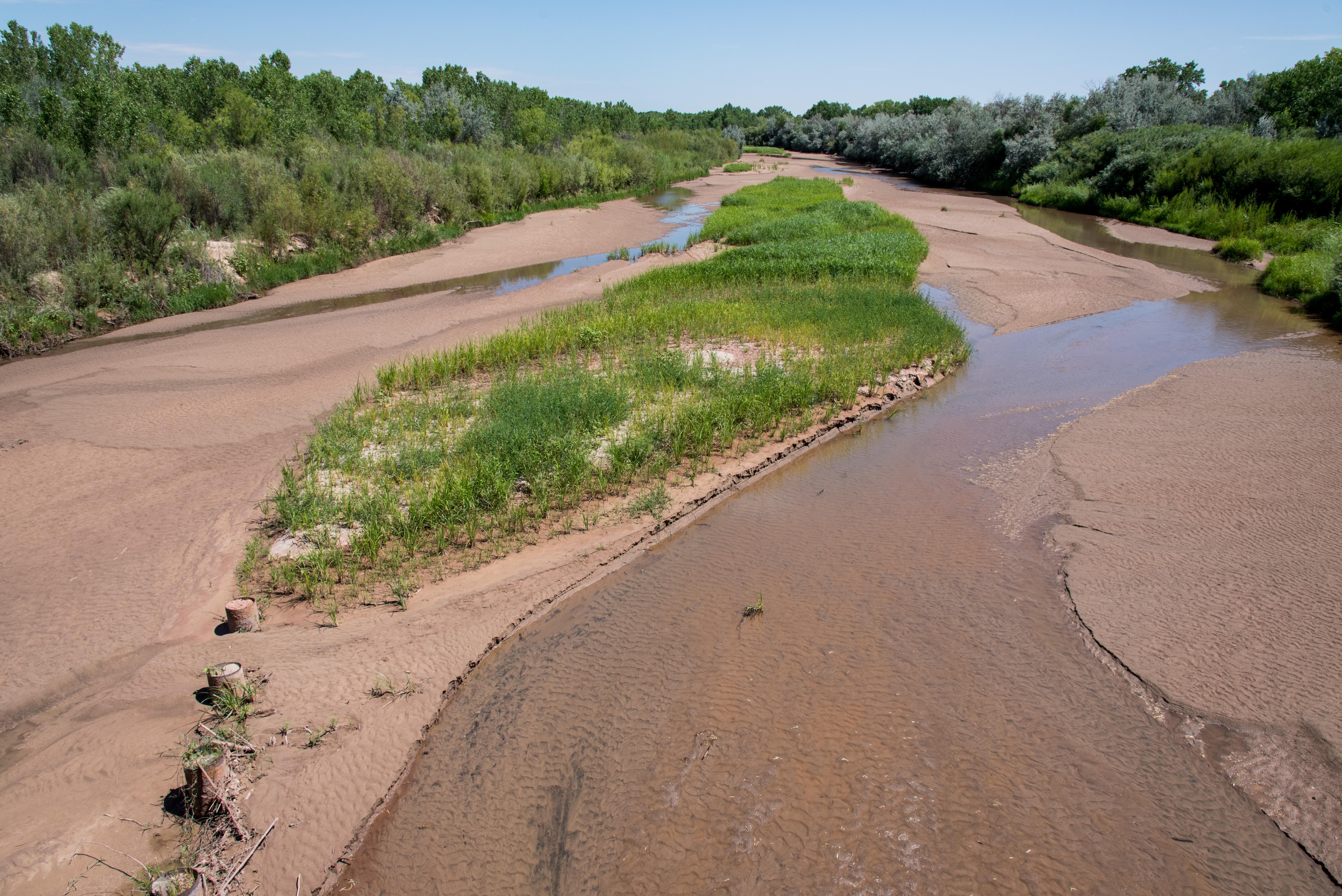 The Rio Grande at