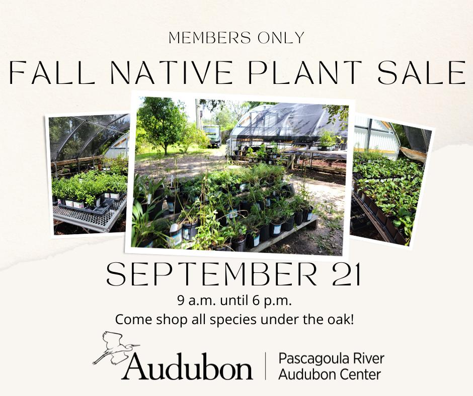 Private Plant Sale